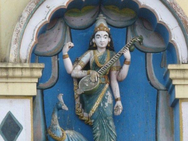 Goddess Saraswathi