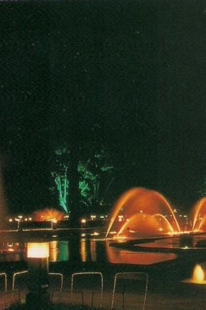 Brindavan Gardens, Mysore
