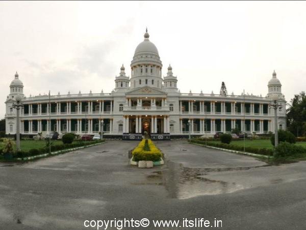 Lalith Mahal Palace, Mysore