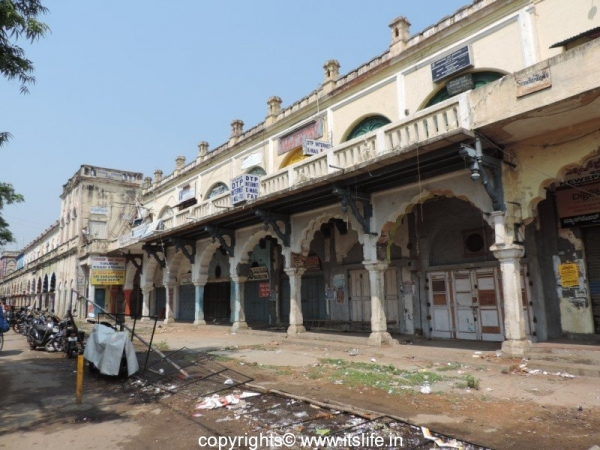 Lansdowne Building - Mysore