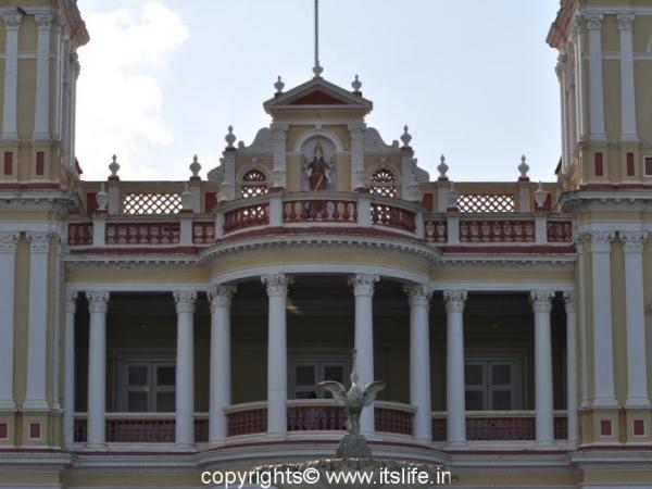 Cheluvamba Mansion, Mysore