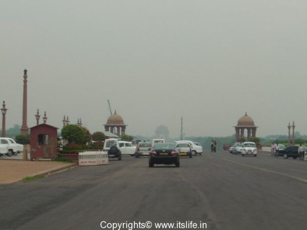 Rashtrapathi Bhavan - New Delhi