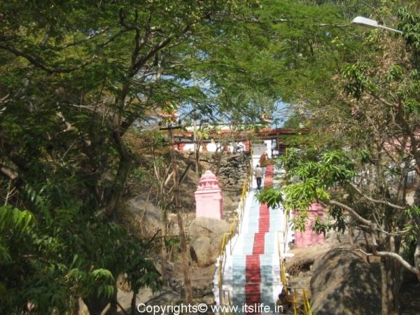 Kunti Betta Temple
