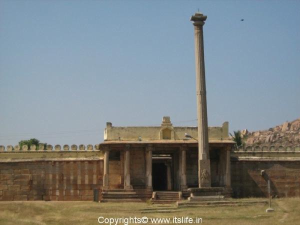 Tonnur Kere - Nambhi Narayana Temple