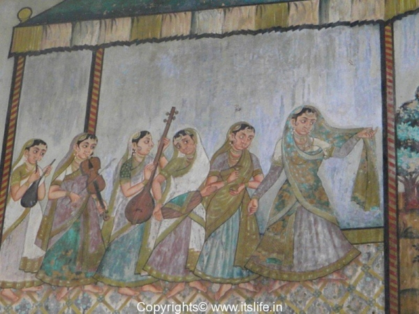 Daria Daulat Bagh, Srirangapattana