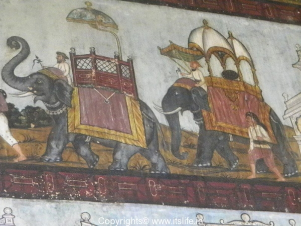 Tipu\'s Summer Palace, Srirangapatana