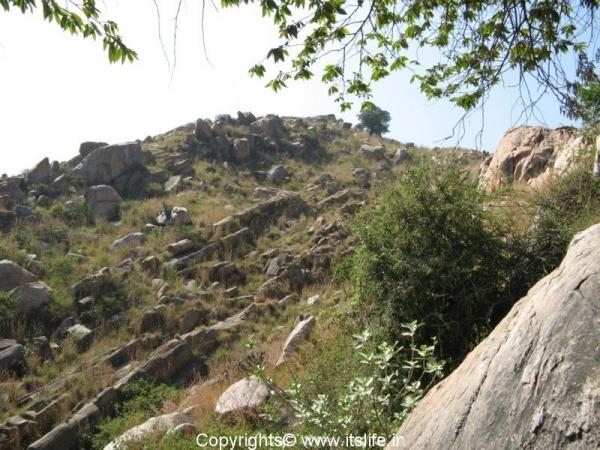 Tonnur Kere Hill
