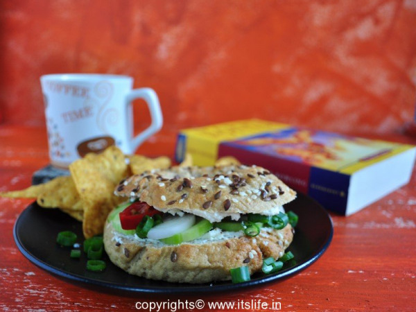 Bagel Sandwich Recipe