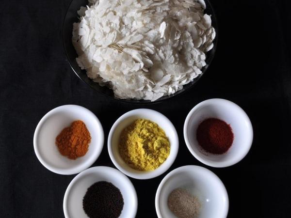 Avalakki - Poha - Flattened Rice
