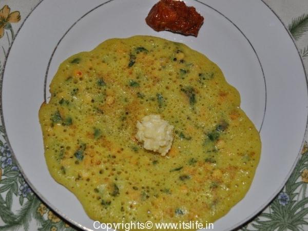 Kancheepuram Dosa