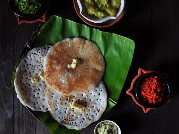 Mysore Set Dosa Recipe