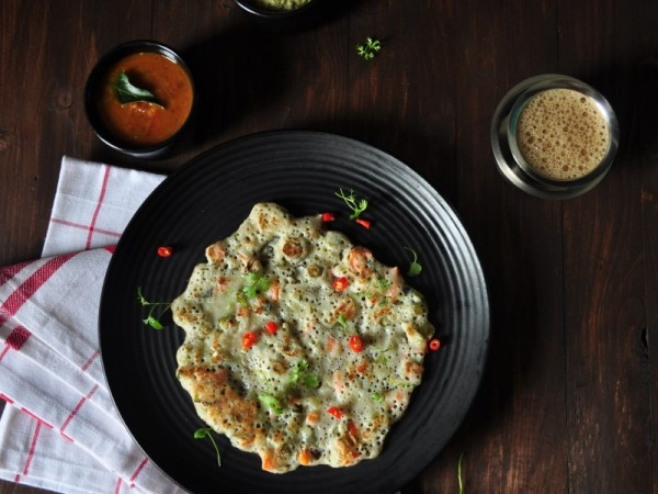 Vegetable Dosa Recipe