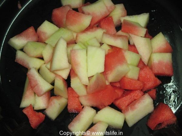 Watermelon Dosa