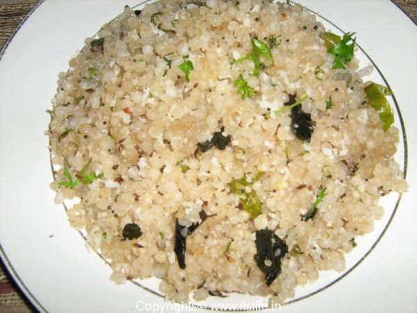 Sabakki Khichdi