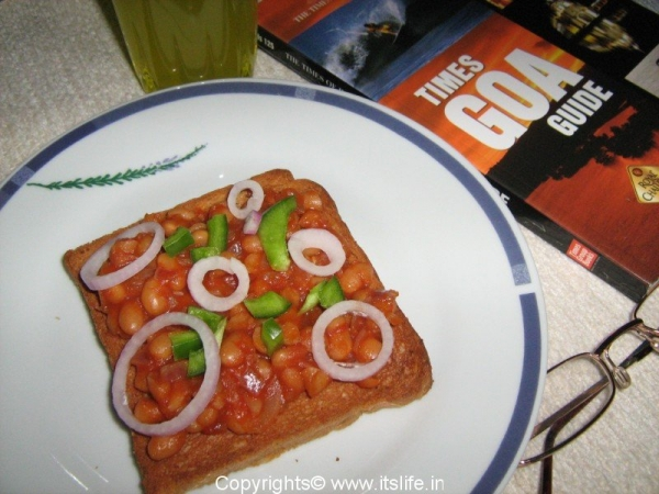 Bean Toast