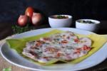 Tomato Onion Uthappam