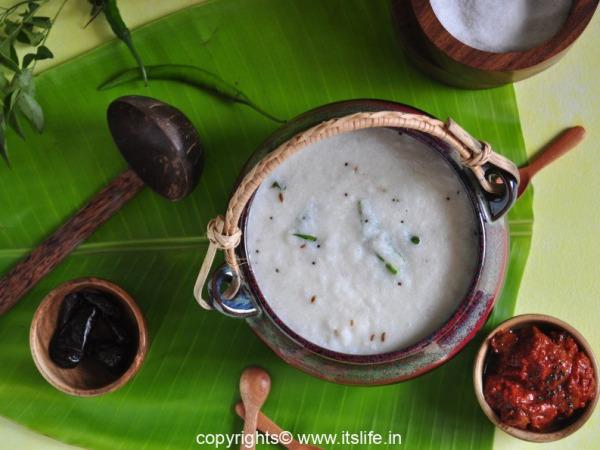 Ganji Recipe