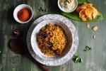 Fenugreek Leaves Rice