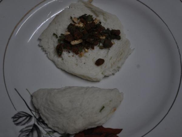 Bread Dahi Bhalla