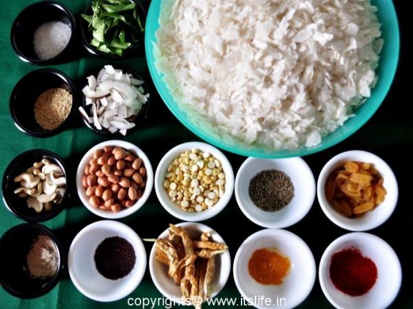 Chiva ingredients
