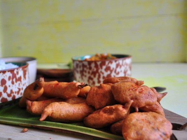Vegetable Bhajji Recipe