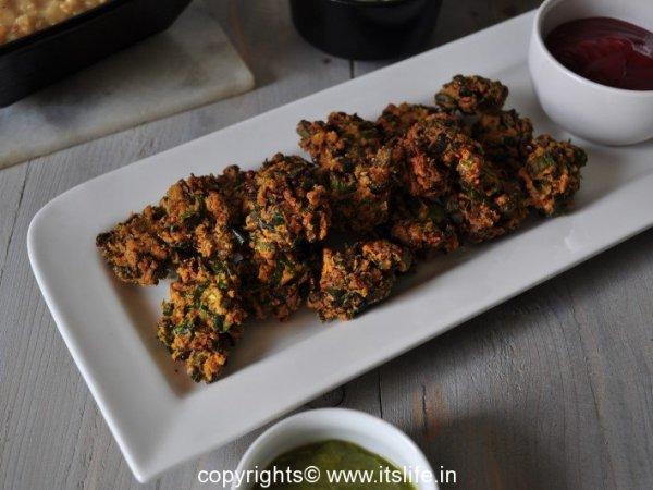 Bhindi Pakora