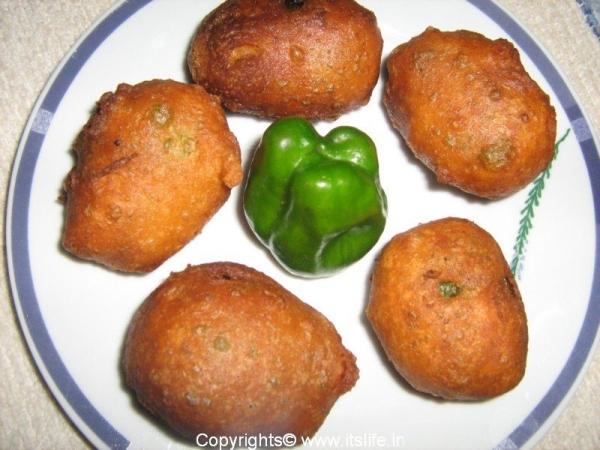 capsicum-stuffed-bonda