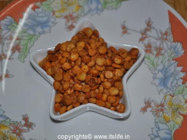 Masala Channa Dal