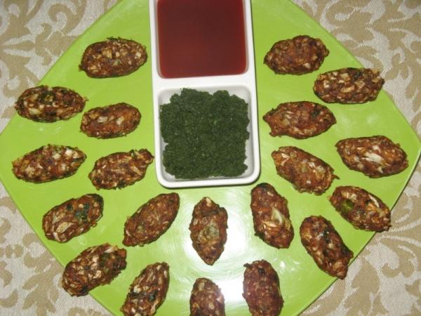 Spicy Sindhi Pakora