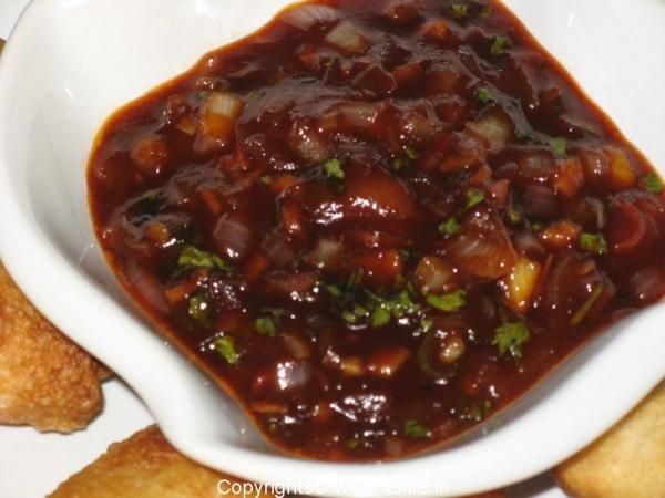 Onion Chili Sauce