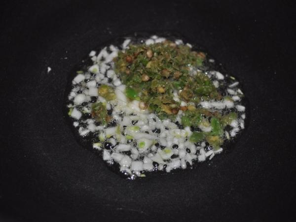 Vegetable Momo
