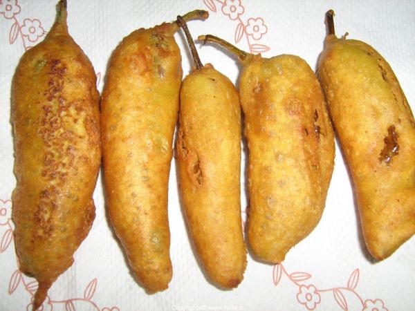 Chili Bhajji