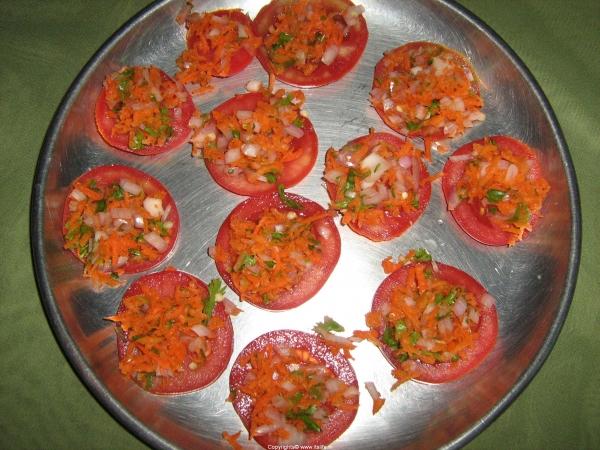 Tomato Churmuri