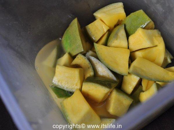Mango Pickle Recipe