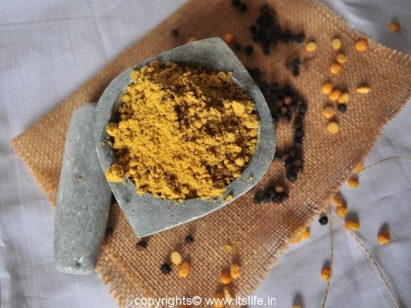 Pepper Rasam Powder