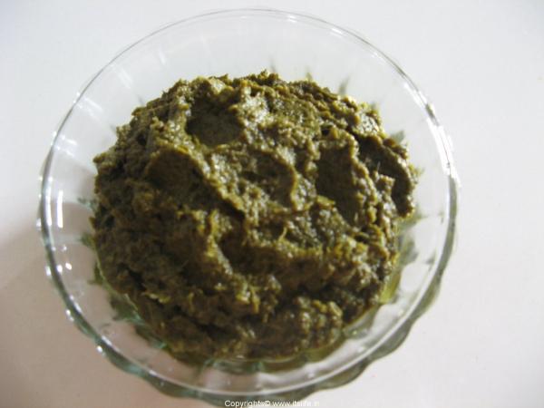 Gongura Thokku
