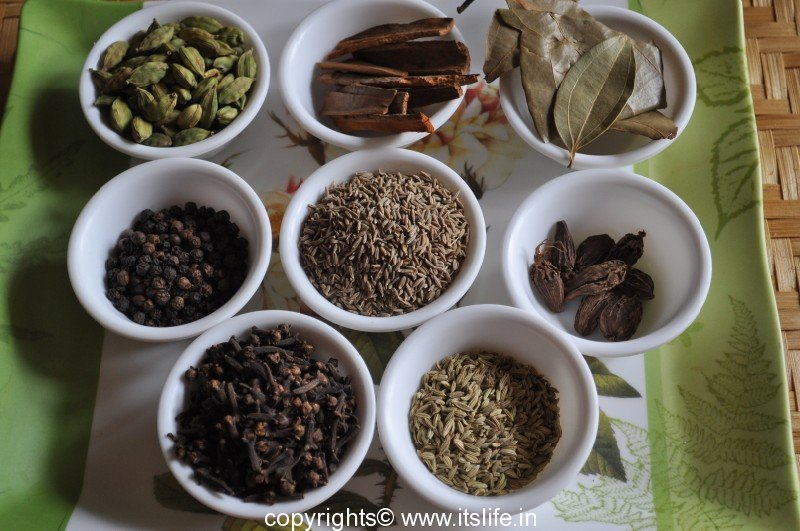 Whole garam masala indian spices whole spices whole garam masala forumfinder Gallery