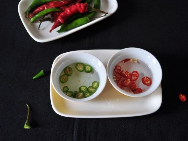 Chili Vinegar