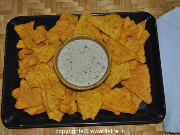 Cheese and Herb Dip