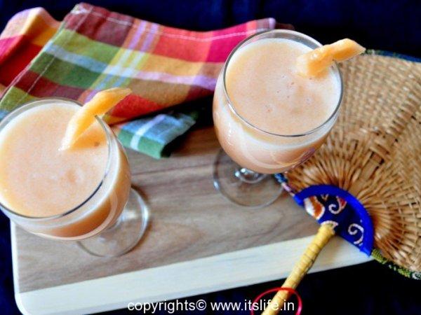 Muskmelon Juice