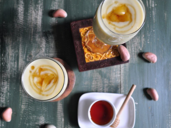 Jackfruit Cocoshake