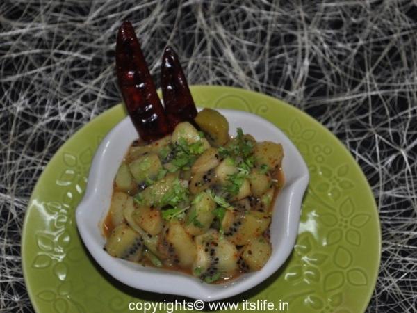 Kiwi Fruit Chutney