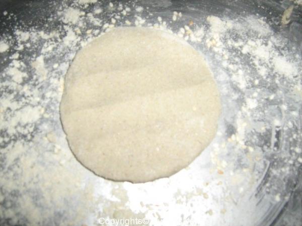 Sajji/Bhajra Roti