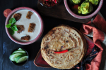 Shakkarkhand Paratha Recipe