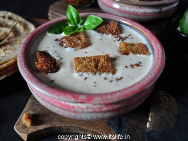 Raitha Recipe