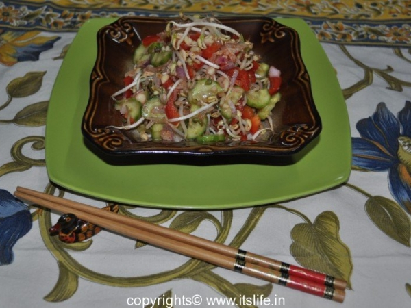 Bean Sprout Salad