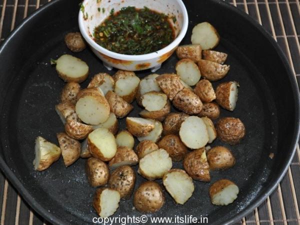 Baby Potato Salad