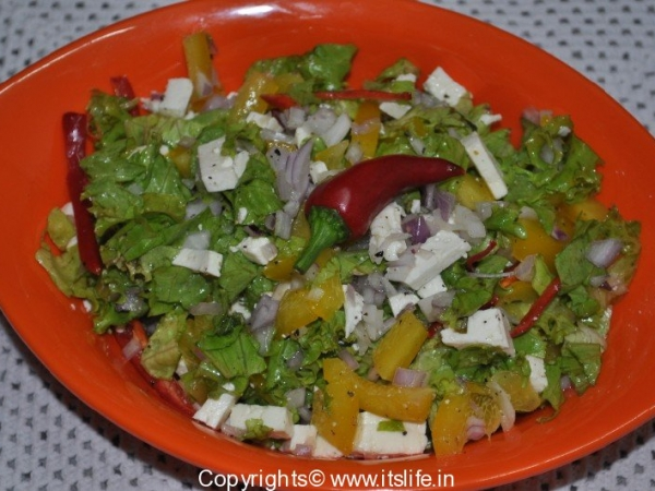 Cottage Cheese Lettuce Salad