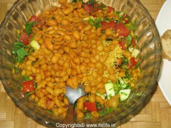 Moong Dal Salad