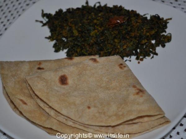 Mooli Bhaji Fry